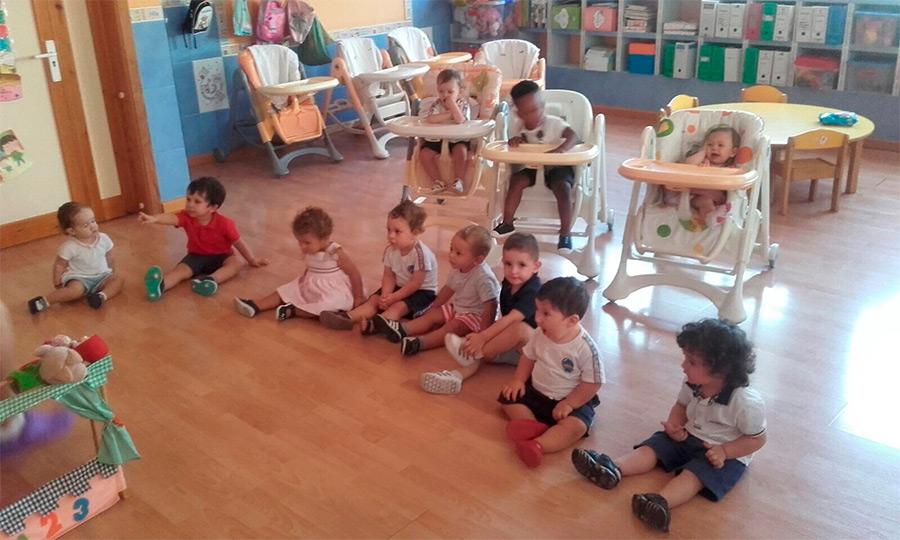 1º Ciclo de Educación Infantil